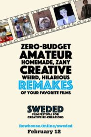 Sweded Film Festival for Creative Re-Creations 2021